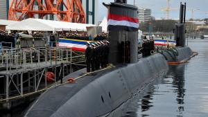 Regierung genehmigt U-Boot-Lieferung an Ägypten