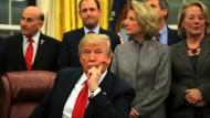 Senator bestätigt Vorwürfe gegen Trump