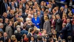 Verkleinerung des Bundestages in weiter Ferne