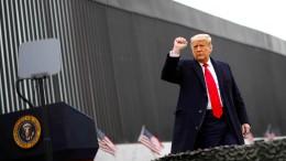 Trump droht schon wieder