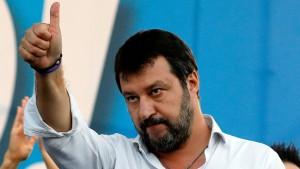 Salvinis Marsch ins Zentrum