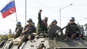 Russische Truppen räumen fünf Kontrollpunkte
