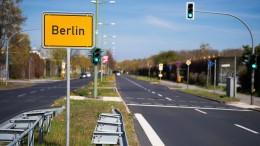In Berlin gilt jetzt eine Corona-Ampel