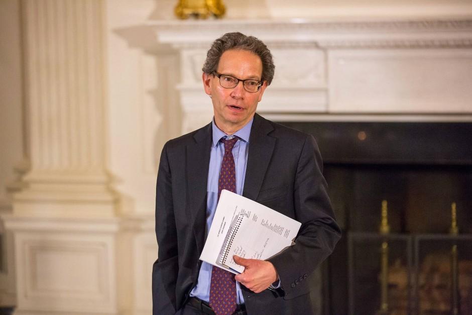 Fordert, Deutschland müsse mehr Verantwortung in Europa übernehmen: Professor Charles Kupchan, hier im Mai im Weißen Haus