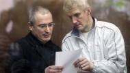 Nach Michail Chodorkowskij kommt nun auch sein ehemaliger Geschäftspartner Platon Lebedjew frei