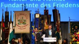 Prag lehnt Sudetendeutschen Tag in Tschechischer Republik ab