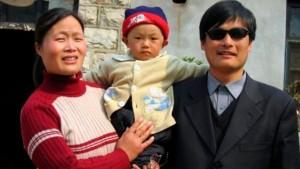 Chen Guangsheng beschuldigt Peking der Erpressung