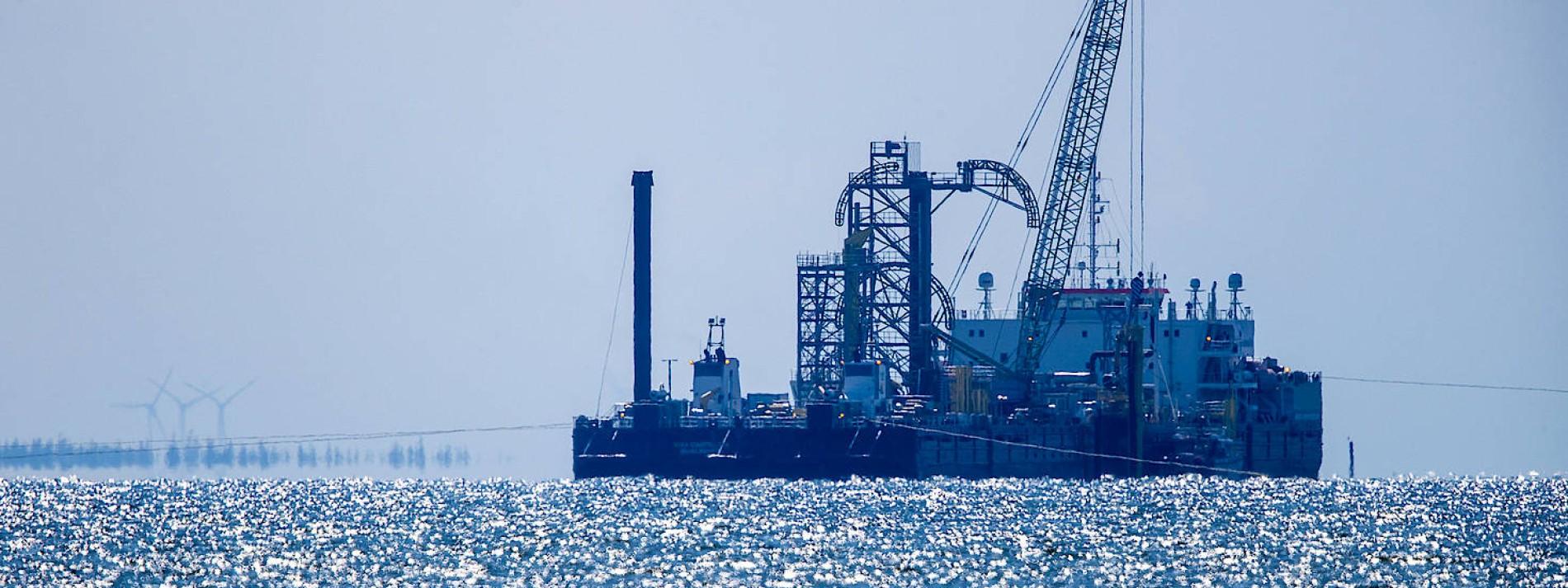 Dänemark macht Weg für letztes Stück Pipeline frei