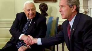 Bush: Zeit für Friedenskonferenz noch nicht reif