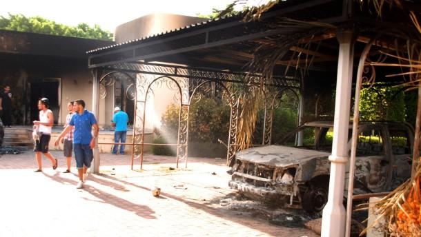 US Libya Attack