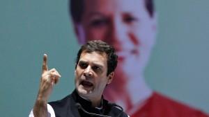 Die verblassende Gandhi-Dynastie