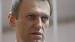 Nawalny vereint die Opposition