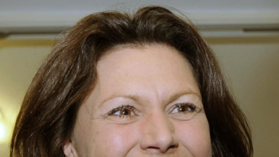 Ilse Aigner: selbstbewusst, ehrgeizig und zielstrebig