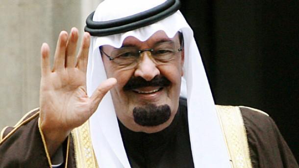 Die Arabellion inspiriert auch die Saudis