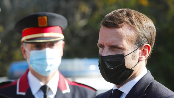 Frankreich will Grenzen besser kontrollieren