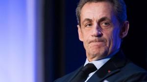 Strafverfahren gegen Nicolas Sarkozy eröffnet