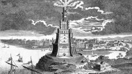 Der Leuchtturm von Alexandria ersteht wieder