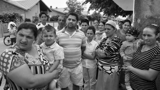 Willkommen im Roma-Dorf