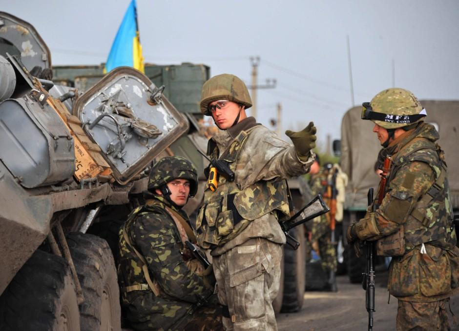 Personalseite Ukraine muss