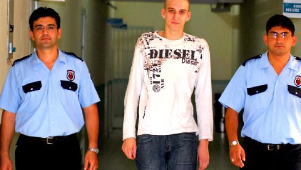 Keinen Druck auf türkische Justiz ausüben