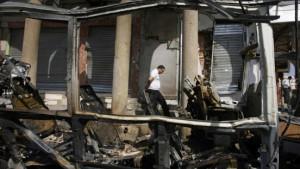 Behörden vermuten Al Qaida hinter Doppelanschlag