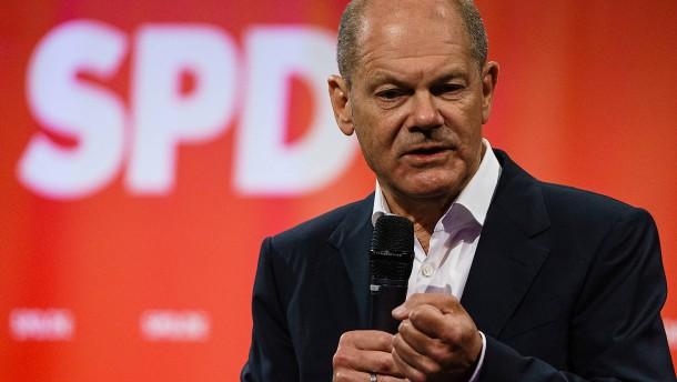 Umfrage sieht Union nur noch knapp vor der SPD