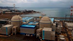 Südkorea nimmt Atomkraftwerke vom Netz