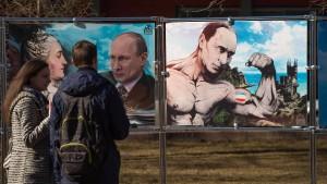 Die Krim ist nicht verhandelbar