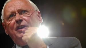 Lafontaine schwört Linke auf Bundestagswahl ein