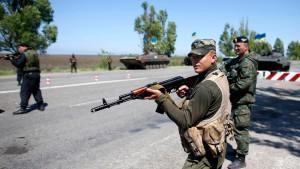 Ein Toter bei Militäreinsatz