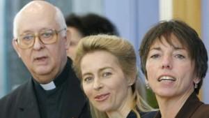 SPD und Muslime kritisieren von der Leyen