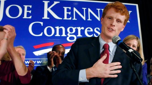 Die neuen Repräsentanten im Kongress