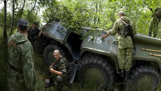 Russland kritisiert geplantes Nato-Manöver bei Lemberg