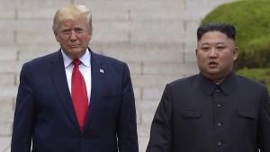 Kim verschreibt Trump eine Schocktherapie