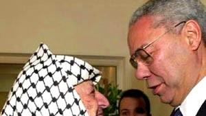 Bush bekräftigt Unterstützung für Palästinenserstaat