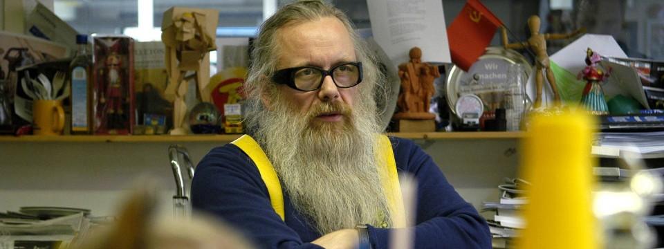 Ein bekannter Berufskläger: Umzugsunternehmer Klaus Zapf