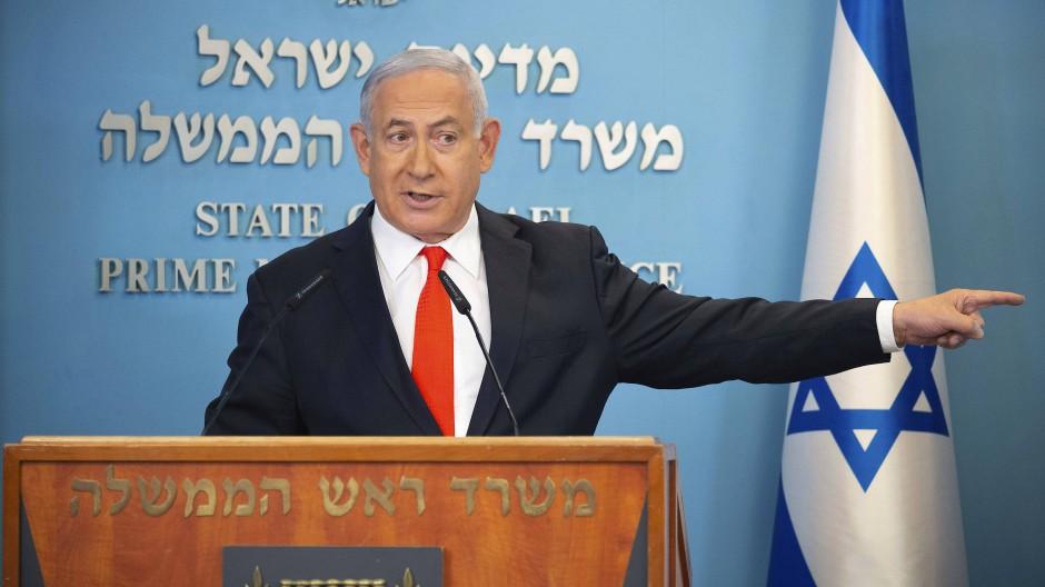 Israelischer Ministerpräsident Netanjahu: Ende des Kriegszustandes auch mit Sudan
