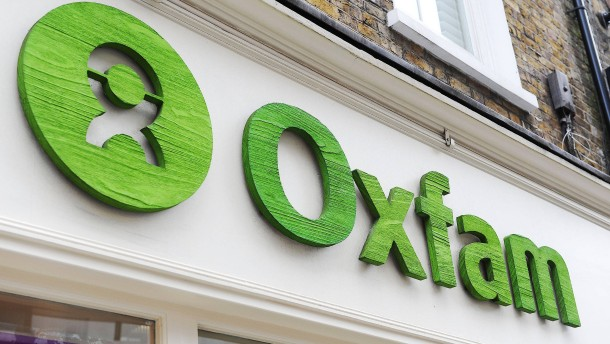 Oxfams dunkle Seite