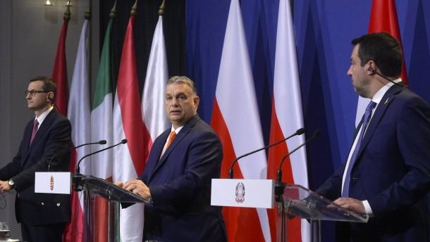 Rechte Osterbotschaft aus Budapest