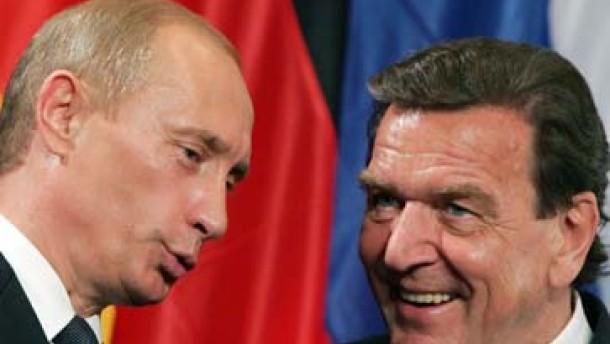 Kritik an Schröder dauert an