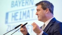 Söders Aufschlag für Bayerns Zukunft