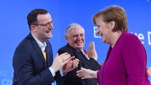 Die Allergie der CDU