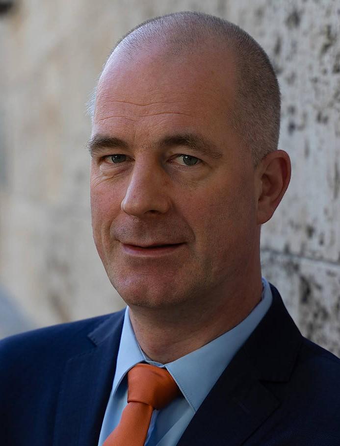 Christian Mölling ist Forschungsdirektor der Deutschen Gesellschaft für Auswärtige Politik (DGAP).