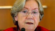 Frühere Präsidentin des Verfassungsgerichts Jutta Limbach gestorben