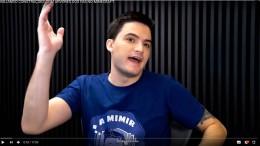 Ein Youtuber gegen Bolsonaro