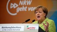 Drei zu null für Merkel