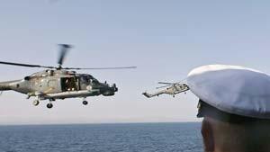 Olmert: Deutscher Marineeinsatz wichtig und zentral