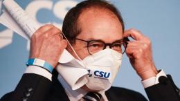 CSU greift SPD wegen Kritik an Impfkampagne scharf an