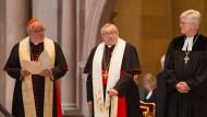 Kirchen erschrocken über Radikalisierung