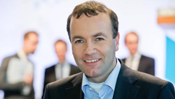 EVP-Fraktionschef Weber attackiert Cameron